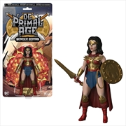 DC Primal Age - Wonder Woman Savage World Figure