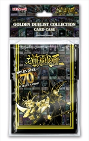 Yu-Gi-Oh! - Golden Duelist Deck Case | Merchandise