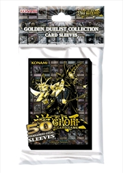 Yu-Gi-Oh! - Golden Duelist Card Sleeves