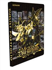 Yu-Gi-Oh! - Golden Duelist 9-Pocket Portfolio