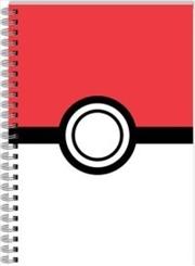 Pokemon Notebook Pokeball