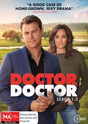 Doctor Doctor - Series 1-3   Boxset