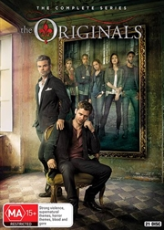 Originals - Season 1-5 | Boxset, The | DVD