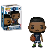 NBA: Timberwolves - Karl-Anthony Towns Pop! Vinyl | Pop Vinyl