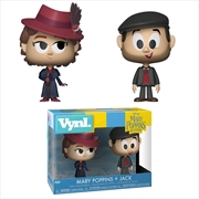 Mary Poppins Returns - Mary Poppins & Jack Vynl.