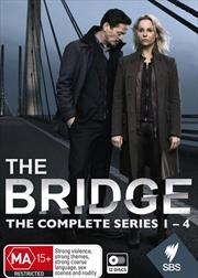 Bridge - Series 1-4 | Boxset, The | DVD