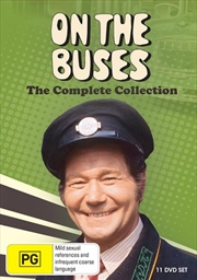 On The Buses | Complete Series | DVD