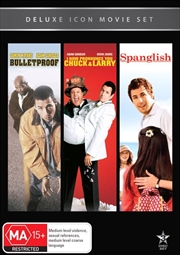 Movie Marathon - Bulletproof / I Now Pronounce You Chuck & Larry / Spanglish