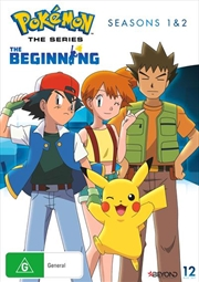 Pokemon - Season 1-2 Collector's Edition | DVD