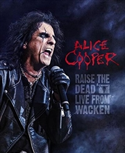 Raise The Dead - Live From Wacken | Blu-ray