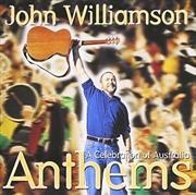 Anthems - A Celebration Of Australia | CD