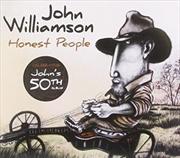 Honest People | CD