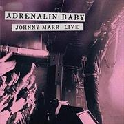 Adrenalin Baby - Johnny Marr Live [Pink Coloured Vinyl] | Vinyl