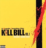 Kill Bill Vol. 1 Original Soundtrack (pa Version) | Vinyl