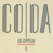 Coda   Vinyl