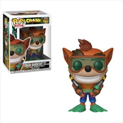 Crash Bandicoot - Crash with Scuba Gear Pop! Vinyl | Pop Vinyl
