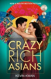 Crazy Rich Asians Film Tie-In | Paperback Book