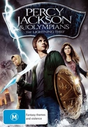 Percy Jackson And The Lightning Thief | DVD