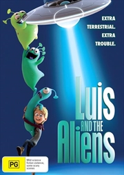 Luis And The Aliens | DVD