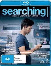 Searching | Blu-ray + UV