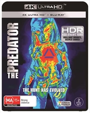 Predator | Blu-ray + UHD, The