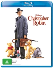 Christopher Robin (BONUS POSTCARD)