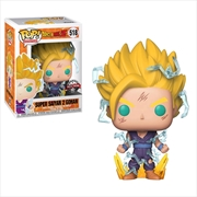 Dragon Ball Z - Gohan Super Saiyan 2 US Exclusive Pop! Vinyl [RS] | Pop Vinyl