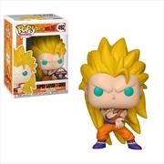 Dragon Ball Z - Goku Super Saiyan 3 US Exclusive Pop! Vinyl [RS]