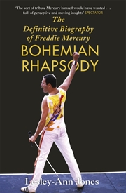Freddie Mercury: The Definitive Biography | Paperback Book