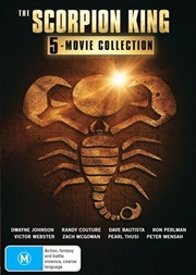 Scorpion King | 5 Pack - Franchise Pack, The