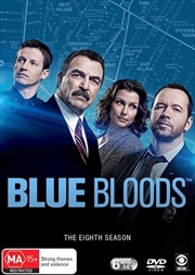 Blue Bloods - Season 8 | DVD