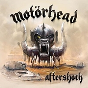 Aftershock | CD
