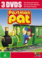 Postman Pat Triple Pack