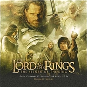 Lord Of The Rings 3- The Return | CD