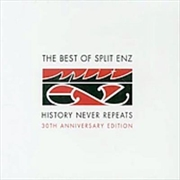 History Never Repeats- The Best Of Split Enz | CD