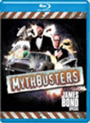 Mythbusters James Bond Special | Blu-ray