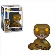 Fantastic Beasts 2: The Crimes of Grindelwald - Nagini Pop! Vinyl | Pop Vinyl