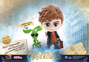 Newt And Bowtruckle Cosbaby | Merchandise