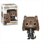 Harry Potter - Hermione as Cat Pop! Vinyl | Pop Vinyl