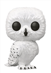 Harry Potter - Hedwig Flocked US Exclusive Pop! Vinyl [RS] | Pop Vinyl