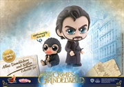 Fantastic Beasts 2: The Crimes of Grindelwald - Dumbledore & Niffler Cosbaby