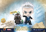 Fantastic Beasts 2: The Crimes of Grindelwald - Grindlewald & Augurey Cosbaby | Merchandise