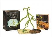 Fantastic Beasts and Where to Find Them: Bendable Bowtruckle | Paperback Book