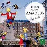 Amadeus For Kids | CD