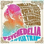Psychedelia- A 50 Year Trip | CD