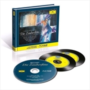 Mozart - Die Zauberflote - Limited Deluxe Edition | Blu-ray/CD