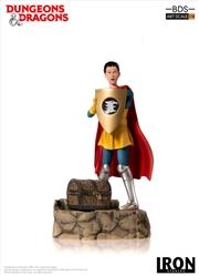D&D (TV) - Eric the Cavalier 1:10 Statue