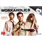 Workaholics - Season 1-5