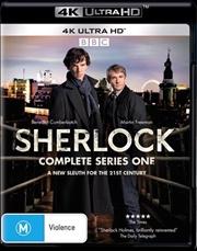 Sherlock - Series 1 | UHD | UHD