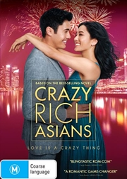 Crazy Rich Asians | DVD